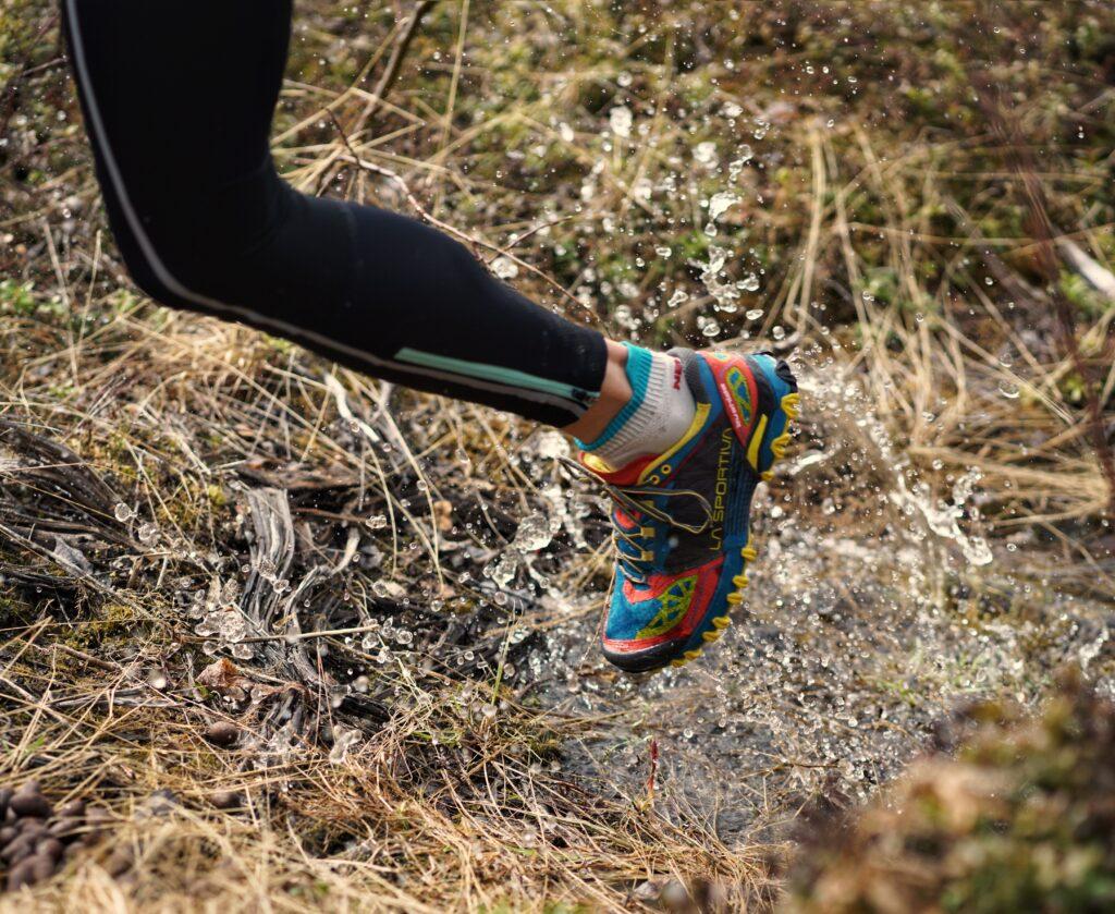 trail shoe running
