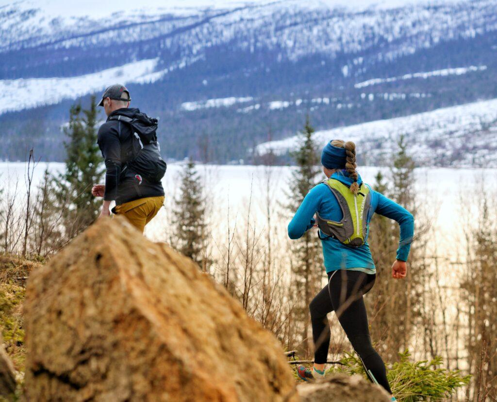 terräng trail running